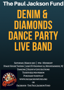2018 Denim & Diamonds Invitation